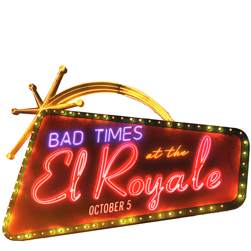 Drew Goddard directs Bad Times at the El Royale.